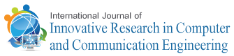 International Journal of Innovative Research in Computer and Communication Engineering