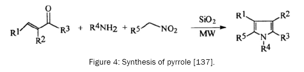 Biology-Synthesis-pyrrole