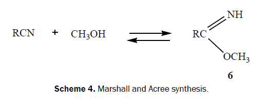 chemistry-acree-synthesis