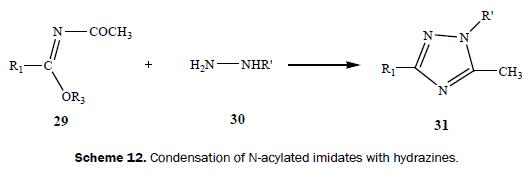chemistry-acylated