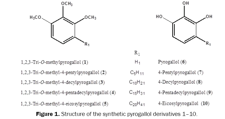 medicinal-organic-chemistry-synthetic-pyrogallol