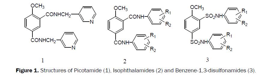 pharmaceutical-sciences-Picotamide-Isophthalamides
