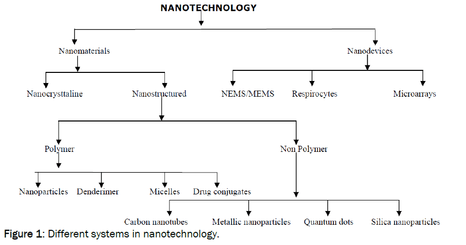 pharmaceutics-nanotechnology-Different-systems