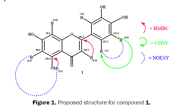 pharmacognosy-phytochemistry-Proposed-structure-compound